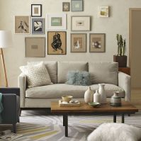 West Elm will Hang Your Gallery Wall - Lorri Dyner Design
