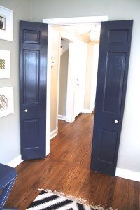 How To Paint Your Interior Doors...The Easy Way (Part 2 ...