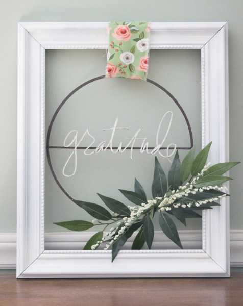 cricut home decor Cricut Knife Blade & Cricut Chipboard – Gratitude Home Decor
