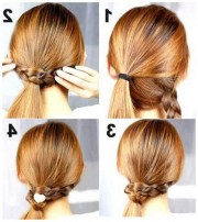 easy prom hairstyles
