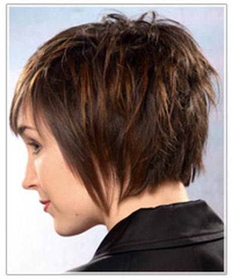 Short Graduation Haircut
