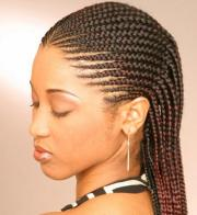 african cornrow braids