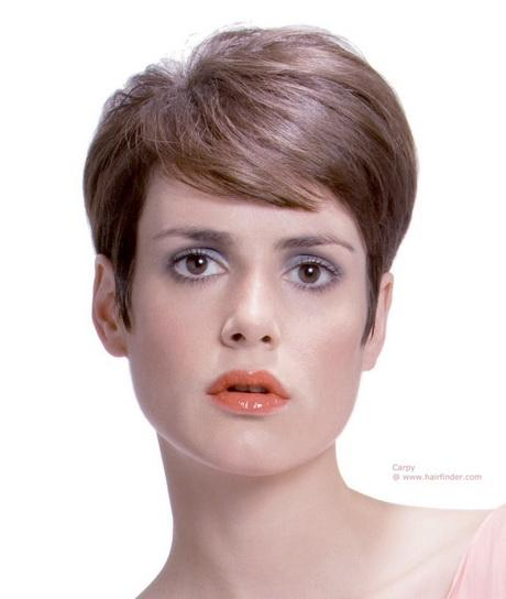 30 Low Maintenance Short Hairstyles For Women With Square Face