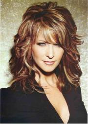 mid length layered hairstyles 2017