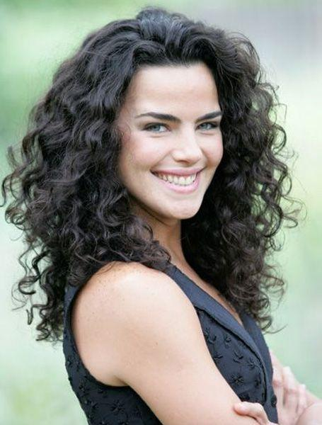 Curly Medium Length Hairstyles 2016