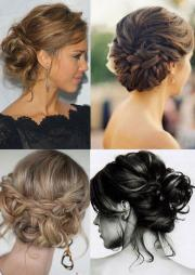 matric ball hairstyles long