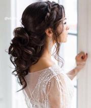 trendy bridesmaid hairstyles