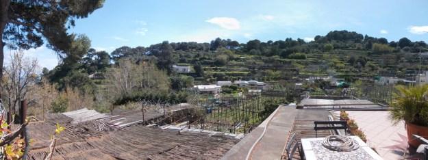 Ländliches Capri