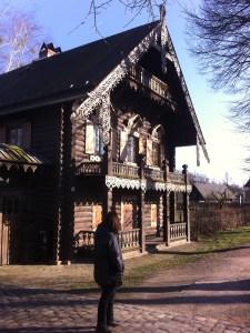 Russischen Kolonie Alexandrowka