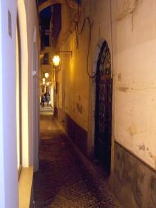 Capri's Einkaufsstraße