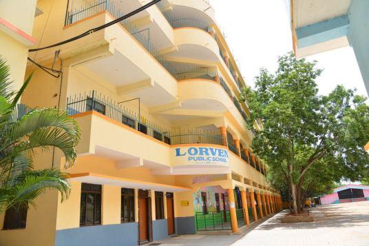 Lorven Chandapura Campus 3