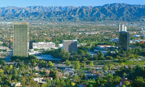 San Fernando Valley bankruptcy