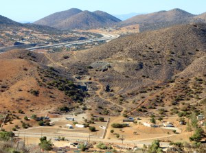 red rover mine in acton ca by 14 freeway