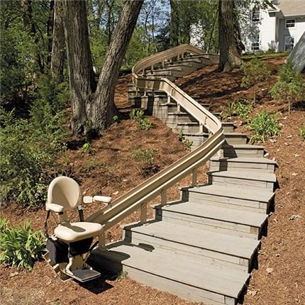 orange county anaheim Stair Lifts custom costa mesa Bruno