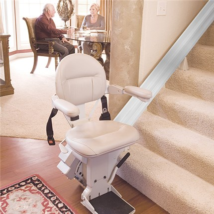 folding chair lifetime gateleg table with chairs la stairlift los angeles stair lifts san francisco stairchair