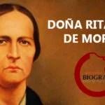 DOÑA RITA PÉREZ DE MORENO