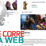 THANOS DESTRUYE GOOGLE