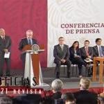 4.5 DE INTERES PAGARA MEXICO POR CREDITO DE 8 MIL MDD