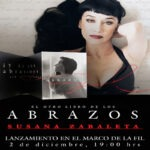 """SUSANA ZABALETA LANZARÁ  SU OBRA """"EL OTRO LIBRO DE LOS ABRAZOS"""""""