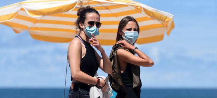Una nueva norma del BOE endurece el uso de mascarilla en la playa    Actualidad   LOS40