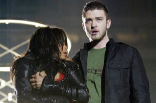 Justin Timberlake Janet Jackson Super Bowl 2004
