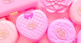 Polly Pocket está de regreso en un maquillaje