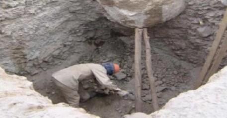 trabajador de obra en la construcción