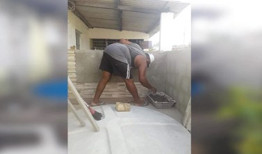 construyendo una alberca en verano de bajo costo
