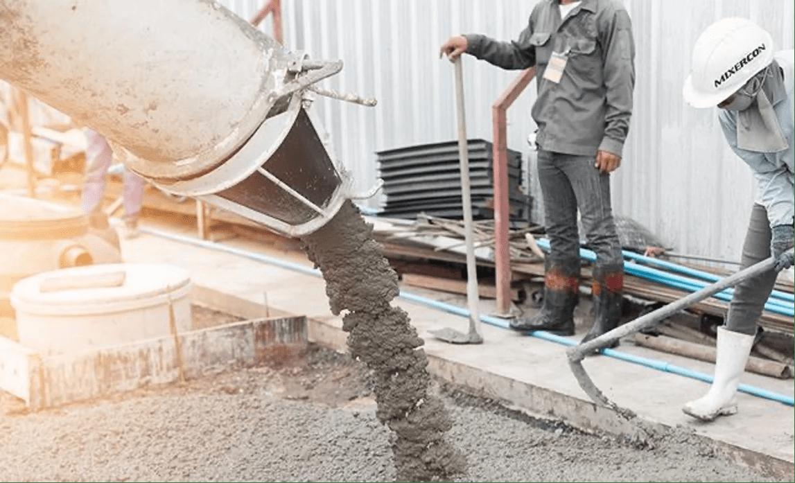 Tipos de colado o colocación de concreto