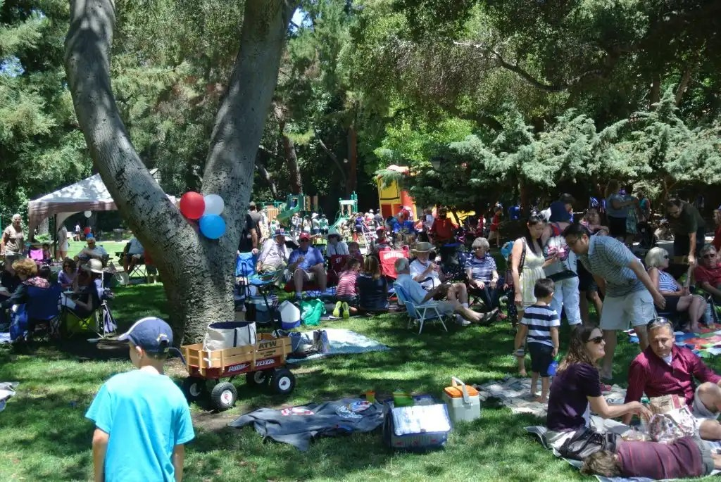 Thanks to you for making the 2014 Glorious Fourth a huge success.