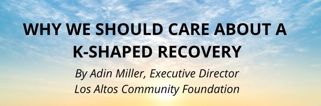 K-Shaped Recovery Title Image