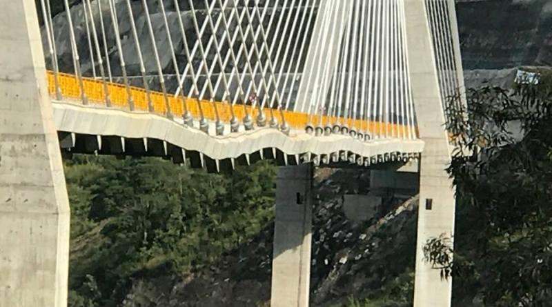 ¡Atención! Puente Hisgaura hizo que bajarán las acciones de Sacyr en la bolsa