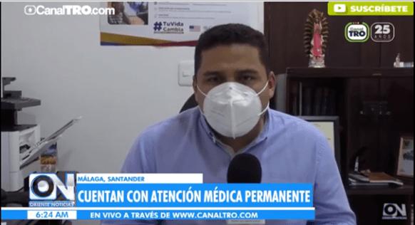 «Si usted ya tiene la pensión, hágase a un lado» el mensaje del personero de Málaga a los docentes