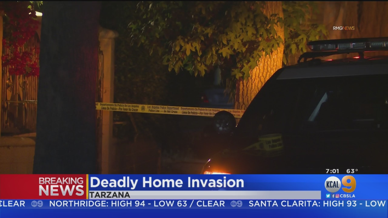 Man In 20s Shot Killed During Violent Robbery In Tarzana