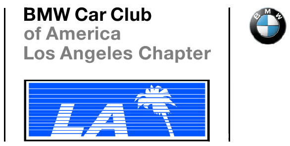 Los Angeles Chapter BMWCCA logo