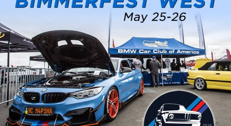 Bimmerfest West May 2019