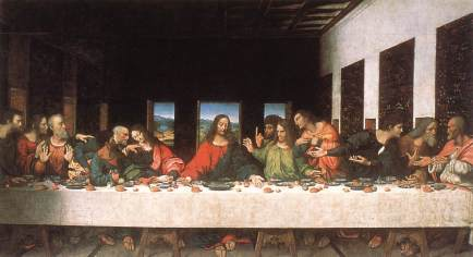 The Last Supper por Da Vinci