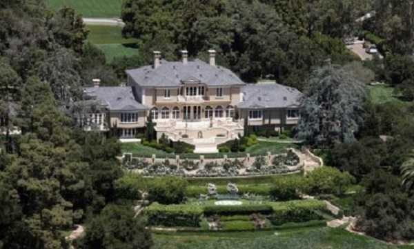famous celebrity homes