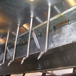 Commercial Kitchen Hood Cleaning Copper Sink Los Angeles Exhaust 888 784 0746
