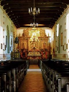 Mission San Fernando Rey de Espaa  Los Angeles Love Affair