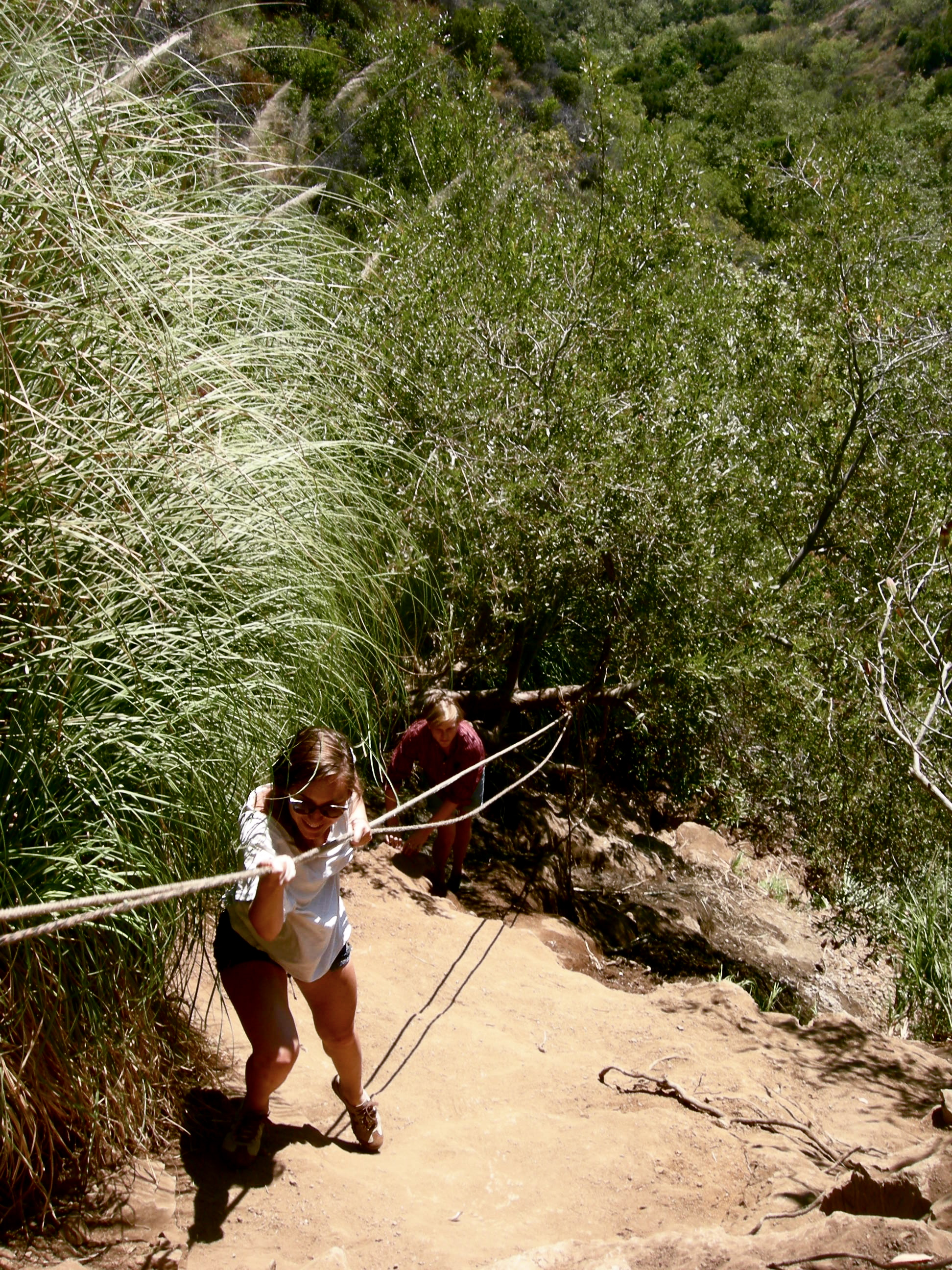 Escondido Canyon Trail and Waterfalls  Los Angeles Love