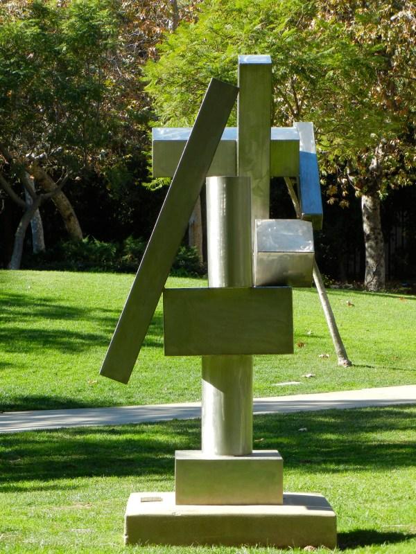 Ucla Sculpture Garden Los Angeles Love Affair