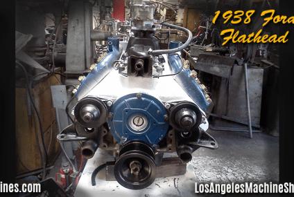 Ford Flathead 1938 Rebuilt