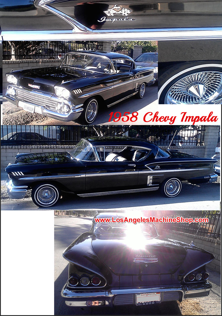 1958 Chevy Impala -beautiful car!