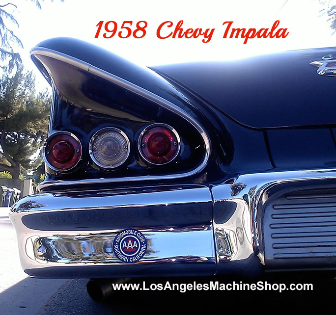 1958 Impala tail light
