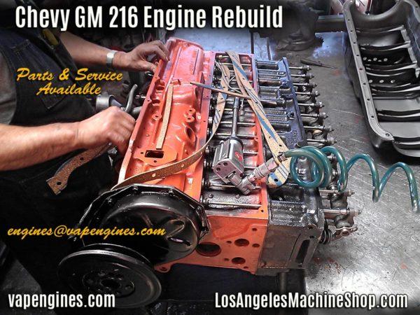 Oil pan gasket gm 216