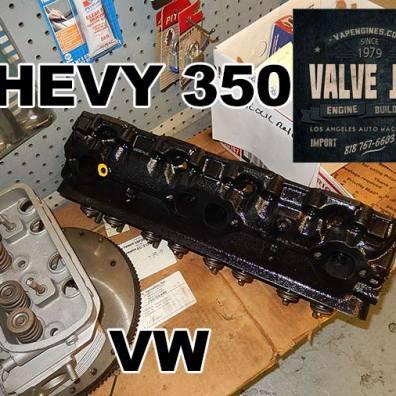 Import/Domestic cylinder head valve job