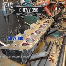 Chevy 350 5.7 install seals