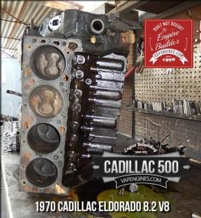70 cadillac eldorado 8.2 engine