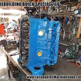 Rebuilding buick special 264 engine